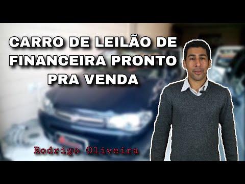 CARRO DE LEILÃO DE FINANCEIRA PRONTO PRA VENDA- RODRIGO OIRA