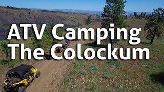 ATV Camping Washington State - The Colockum Wildlife Area
