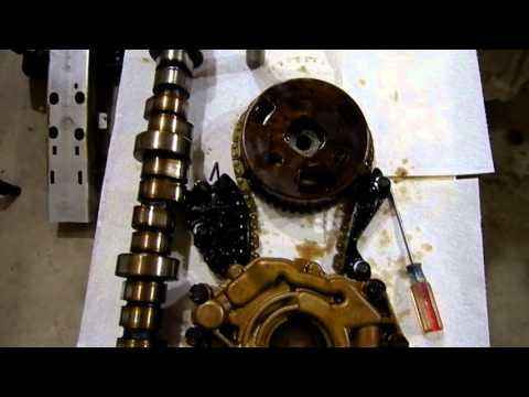 5.7L Hemi Camshaft and Lifter Failure Tips/Tricks Timing Chain Look