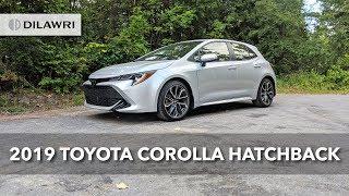 2019 Toyota Corolla Hatchback: OVERVIEW