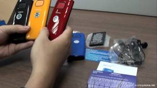 Nokia X1-01 Unboxing and Review - www.mainguyen.vn