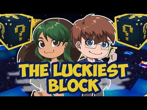 MINESKAKTS RACE - Lucky Block Race - The Luckiest Block #1
