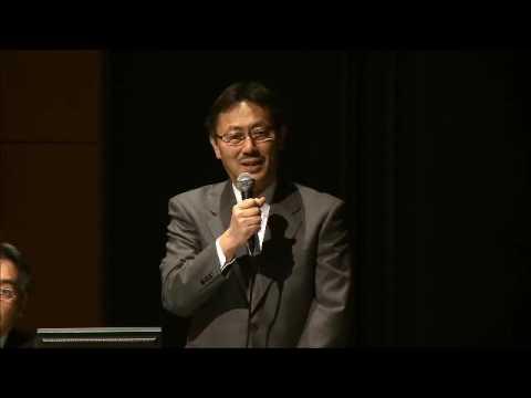 開会の辞』/岩田 敏/カルバペ...
