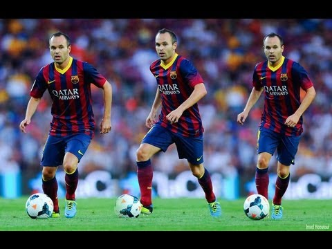 Andres Iniesta vs Michael Laudrup | Who is the La croqueta King ? |