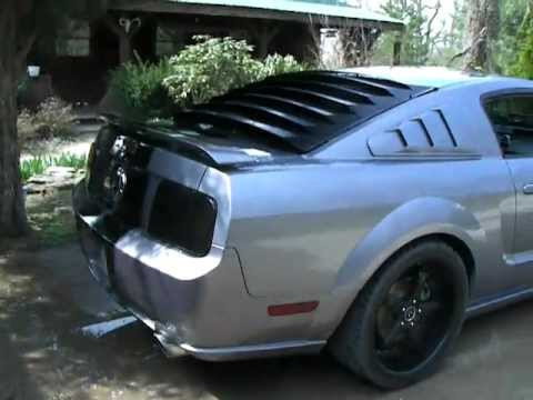 How To Make My Mustang Gt Sound Louder