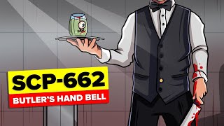 SCP-662 - Butler's Hand Bell (SCP Animation)