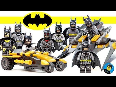 NEW The Bat Who Laughs Dark Nights Batman Custom Minifigure For Lego