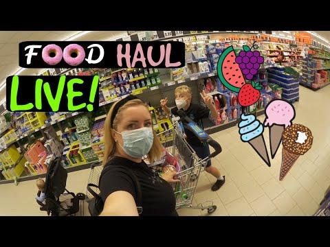 Download XXXL LIVE FOOD HAUL IM LIDL / TOLLE ANGEBOTE
