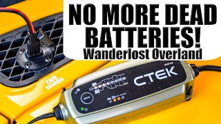 Best Way To Maintain A Battery While Sitting In Storage, Lead Acid, AGM, & Lithium