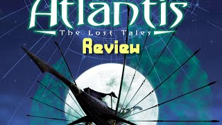 Atlantis - The Lost Tales Review (Windows 95)