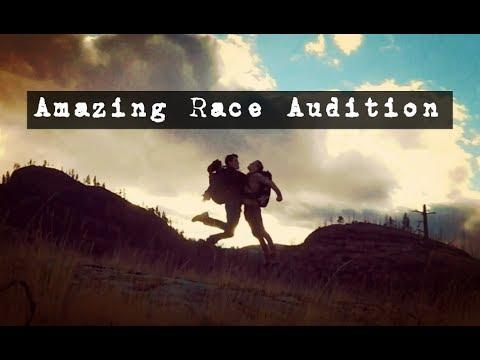 Amazing Race Canada Audition Tape