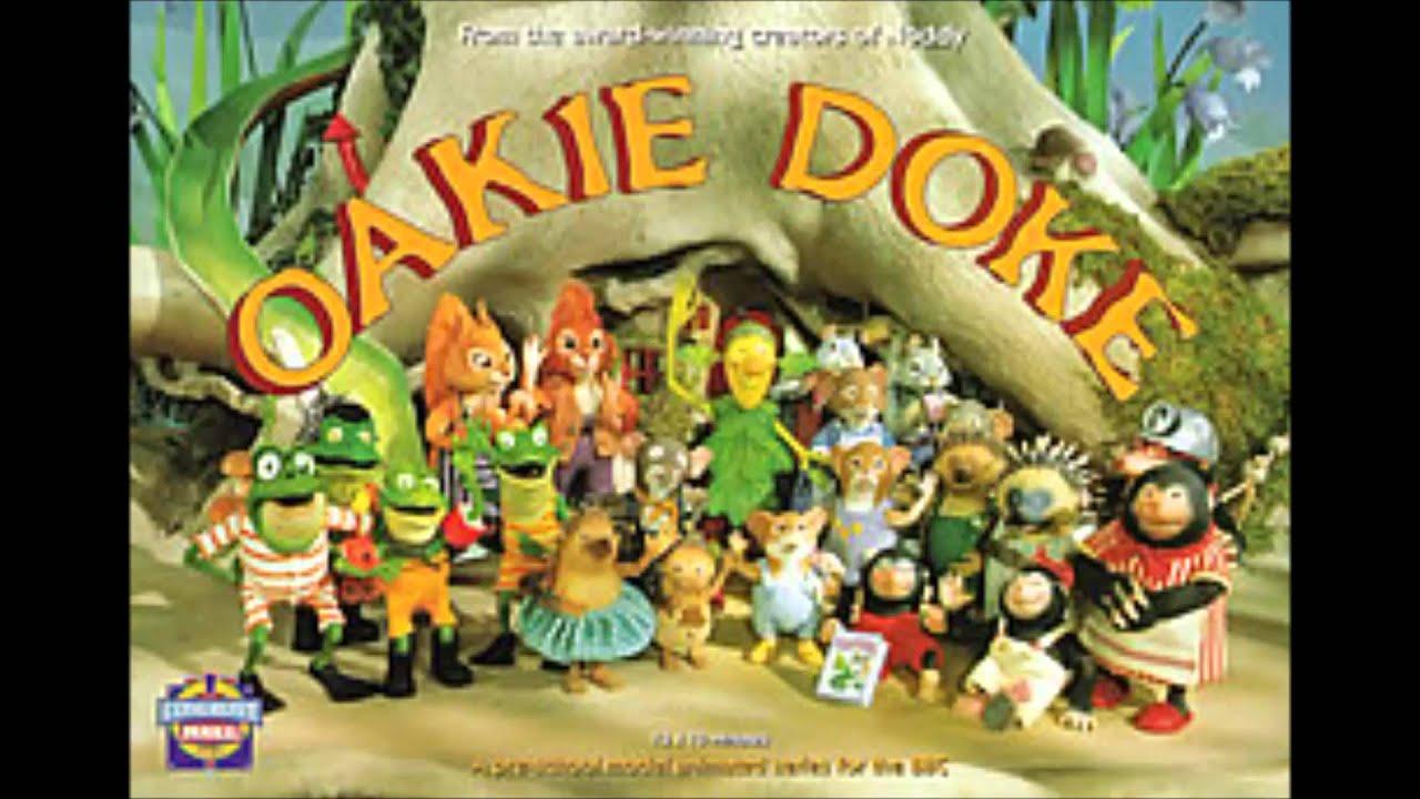Oakie Doke Theme Song Youtube