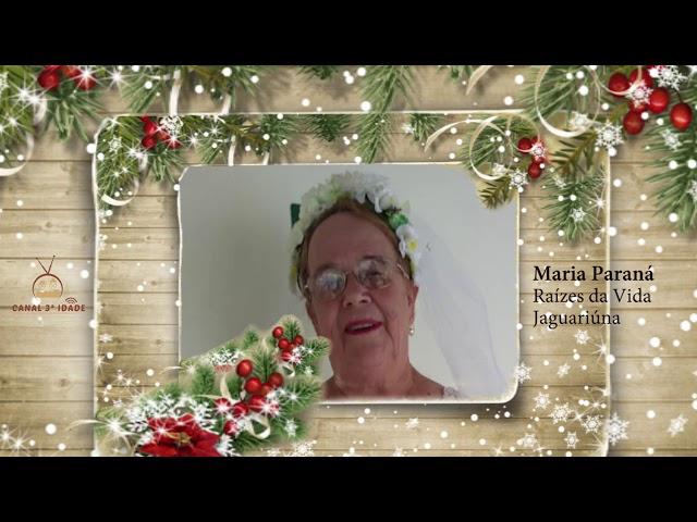 Amiga Maria Paraná