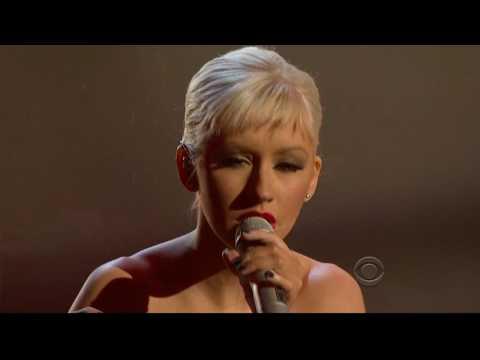 Christina Aguilera - I Loves You Porgy  HD 1080i