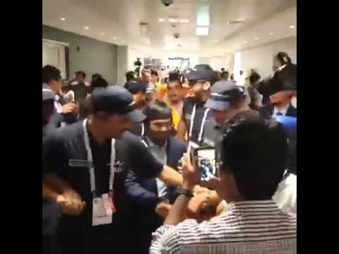 Manny Pacquiao Visit Doha,Qatar