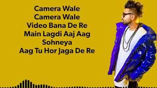 Video Bana De(Lyrics)| Sukh - E Muzical Doctorz | Aastha Gill | Jaani | Latest Hit Song 2020