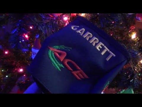 Garrett ACE Environmental Cover-Up for Garrett ACE Metal Detectors - Christmas Present