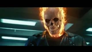 Ghost Rider Prison Break Scene || Best Scene from Ghost Rider Movie