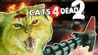 APOCALIPSIS DE GATITOS   Left 4 Dead 2
