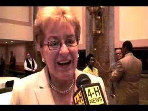 One Million New Scientists: 4-H interviews Rep. Marcy Kaptur