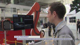 Yvelines | Automobile : L'usine du futur se développe au Technocentre