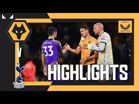 Big fightback, but penalty heartache | Wolves 2-2 Tottenham Hotspur | Highlights