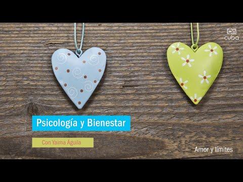 Psicología y Bienestar: Amor y límites