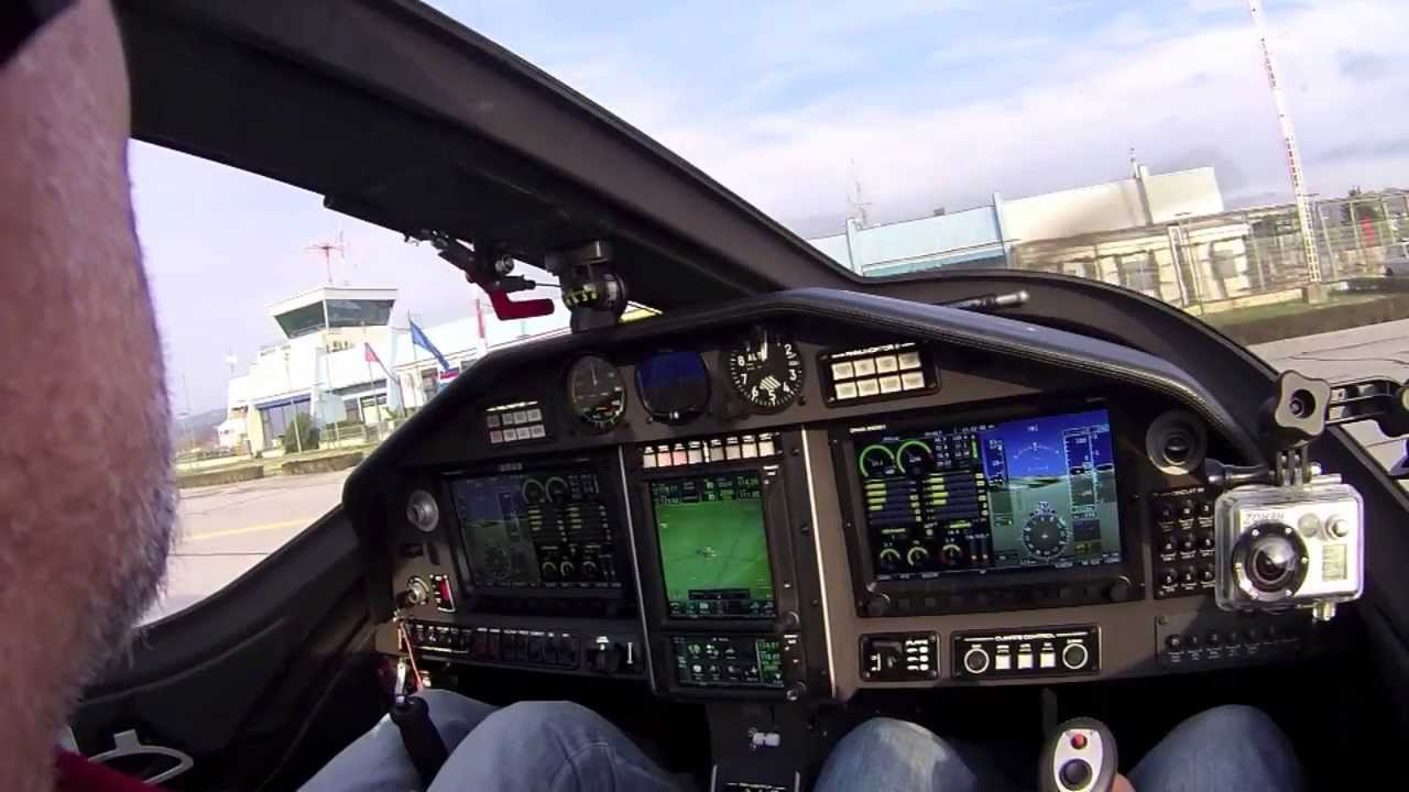 Pipistrel Panthera Flight 2014