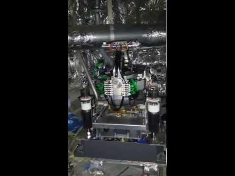 TOKYO KEIKI TG 8000 GYROCOMPASS FIRST START UP