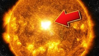 Extreme Solar Flare Headed For Earth