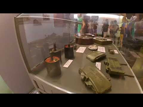 Museo de los Vestigios de la Guerra de Vietnam, Ho Chi Minh City - Minas