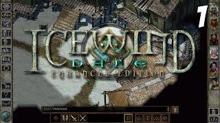 Let's Play Icewind Dale: Enhanced Edition Gameplay #1 - Hrothgar - Playthrough Walkthrough PC HD