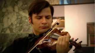 J.S.Bach Sonata for solo violin No.1 in G minor - Adagio (Nikolay Grabovskiy)