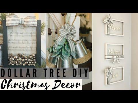 DOLLAR TREE CHRISTMAS 2019