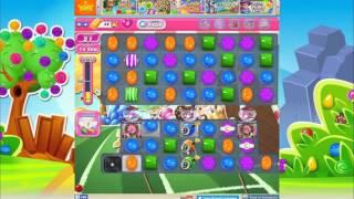 Candy Crush Saga Level 1434 (No Boosters)