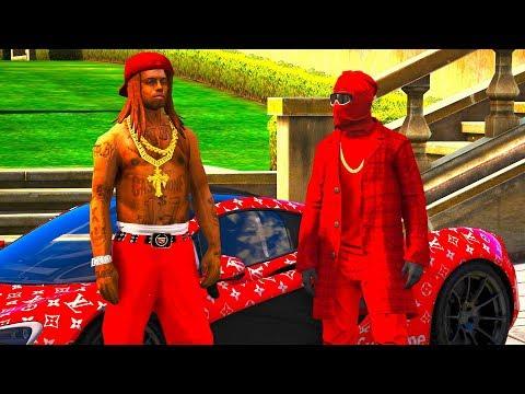 GTA 5 | HE SOLD MY CAR TO LIL WAYNE #67 (REAL LIFE MOD)