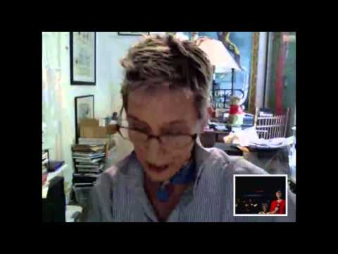 Patricia Ward Kelly SKYPE Q&A for IT'S ALWAYS FAIR WEATHER