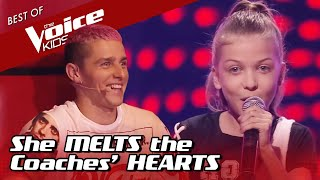 The Coaches go on their KNEES for ADORABLE talent in The Voice Kids