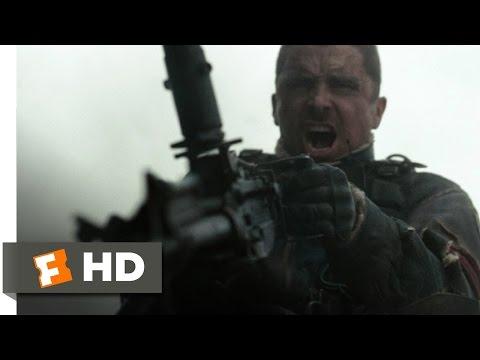 Terminator Salvation (2/10) Movie CLIP - John Connor vs. T-600 (2009) HD
