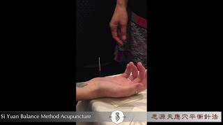 The Academy of Acupuncture Balance Method: Menstruation Cramps English 痛經
