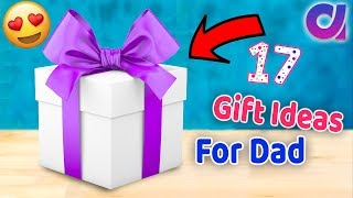 Gambar cover 17 Amazing father's day gift ideas | Best out of waste | Artkala 525