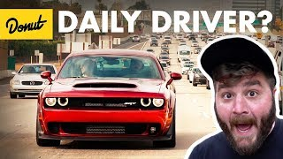 Dodge Demon - Commuting in an 840hp Muscle Car | The New Car Show