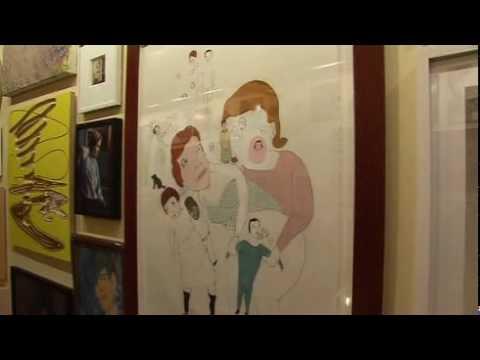 Steve Shane - The Art Newspaper Interview Part 2