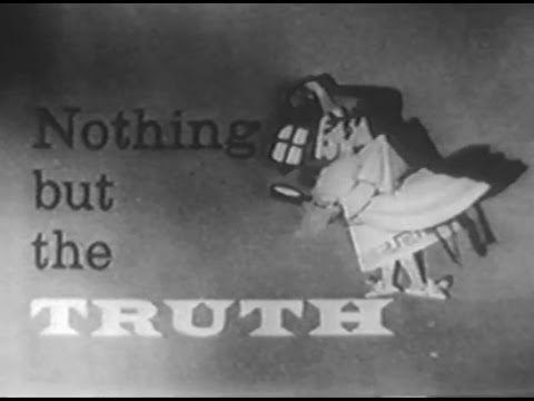 To Tell the Truth - 1956 Pilot Episode; HOST: Mike Wallace; PANEL: Dick Van Dyke