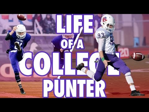 life-of-a-college-punter