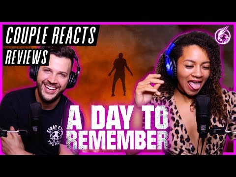 """COUPLE REACTS - A Day To Remember """"Resentment"""" - REACTION / REVIEW"""
