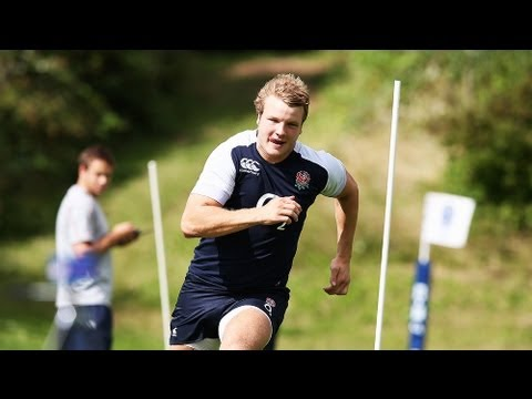 Joe Launchbury looks back on his whirlwind England year