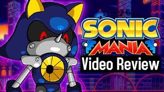 Sonic Mania Part 1 | Better Late Than Never Videogames #12