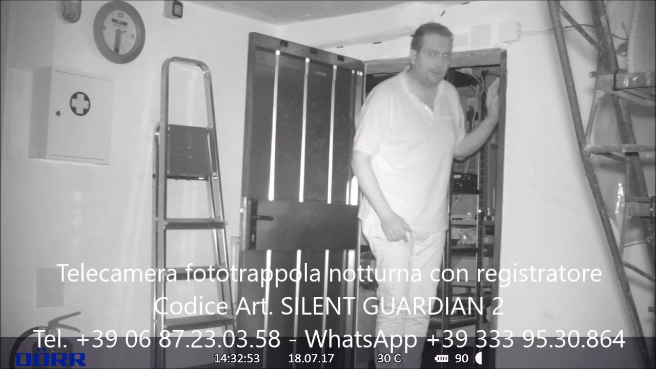 Plafoniera Da Esterno Con Telecamera : Fototrappola telecamera da esterno con led infrarossi invisibili