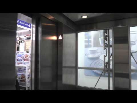 Schindler 300A Hydraulic Elevator - Bed, Bath, & Beyond - Canoga Park, CA